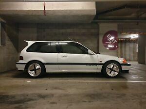 1991 Honda Civic ED6
