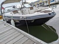 YAMAHA  242 Limited S Jetboat 78 hours, Thrust Vectors and Lateral Thruster 2013