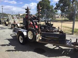Dingo Minidigger Kit /phd/augers/trencher/trailer Midland Swan Area Preview