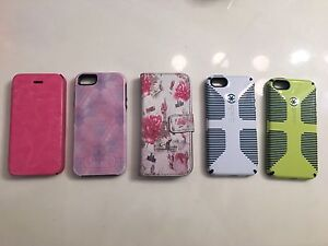 iPhone 5/5c/5s/SE CASES for sale