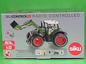 Siku Control 6778 Fendt 939 Vario mit Frontlader und Fernsteuermodul - Neuheit