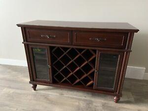 Bombay Wine Cabinet