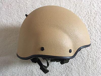 British Army Issue MTP MK 7 Helmet  Sz M New