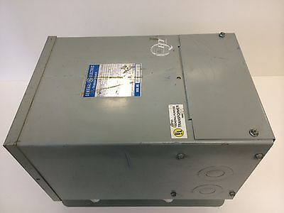 New Old Stoc Ge General Electric 10kva Transformer 9t21b1006g2 1ph 240480v