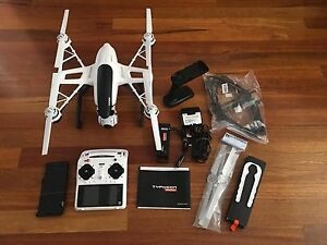 Drone - Quadcopter - Yuneec Q500+ with CGO2+ 3 axis gimble Bull Creek Melville Area Preview