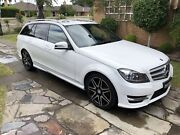 Mercedes C250 with Factory AMG Kit Ashburton Boroondara Area Preview