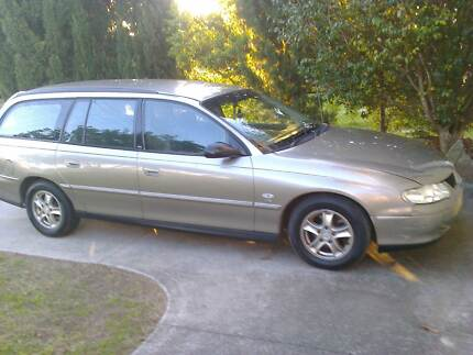 2001 Holden Commodore Wagon Grafton Clarence Valley Preview