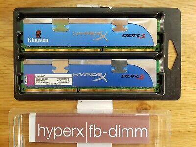 Kingston HyperX 8GB (4x2GB) KHX1600C9D3K2/4GX DDR3-1600 PC3-12800   #30276