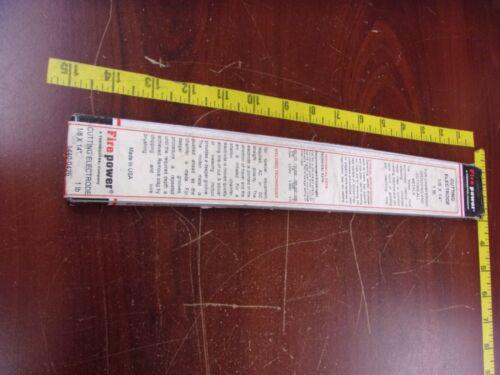 """Firepower 1440-0426 Cutting Electrodes, 1/8"""" Diameter x 14"""" Long 1lb"""