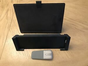 Surface pro 3 with docking station and surface arc mouse