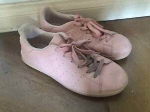 Pink casual shoes (US10 womens)