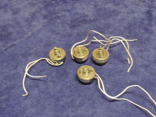 LOT OF 4 USED LUCAS LEDEX H-2346-D32 ROTARY SOLENOID