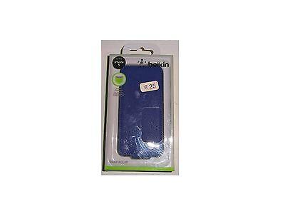 Belkin Snap Folio Blu F8W100vfC02 Snap Folio