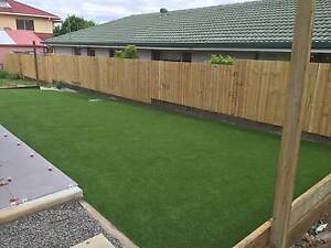 Artificial turf installation Capalaba Brisbane South East Preview