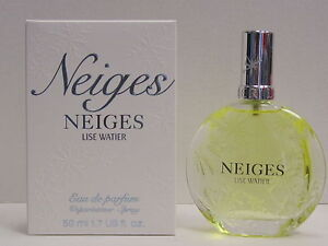 Neiges Perfume by Lise Watier Women 1.7 oz Eau de Parfum Spray New In Box