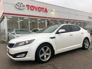 2013 Kia Optima EX Luxury w/Navi, Trade In, Sunroof, Push Start