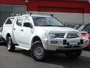 2014 Mitsubishi Triton GLX 4x4 Auto Ute *** $17,990 DRIVE AWAY *** Footscray Maribyrnong Area Preview