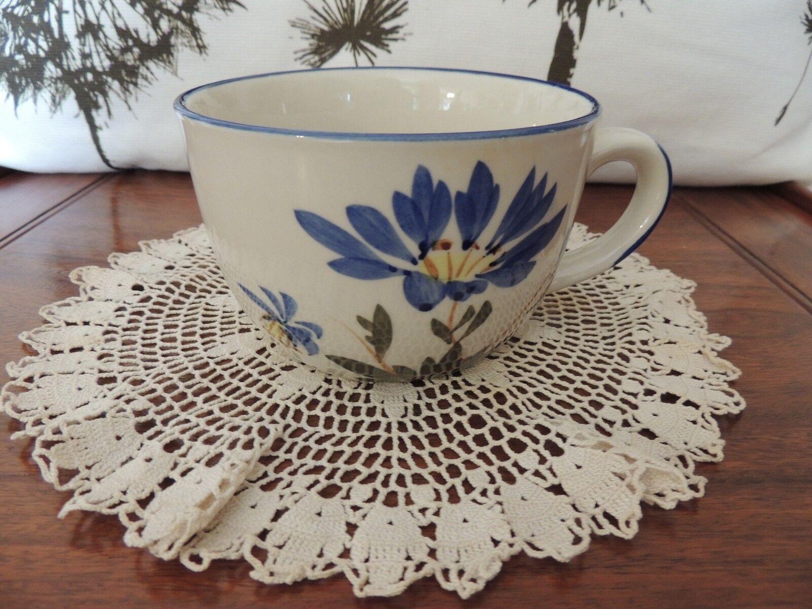 älter old Teetasse Kaffeebecher Kaffeetasse groß China Porzellan 400-500 ml