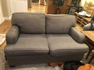Couch and loveseat 250.00
