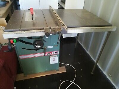 Kity Table Saw. 240v