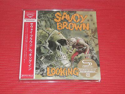 2017 SAVOY BROWNLooking In JAPAN MINI LP SHM CD