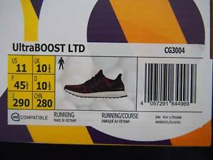 Adidas Ultra Boost  & Adidas NMD - US11