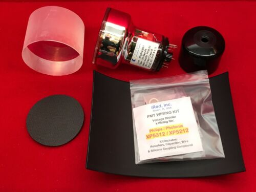 """3"""" Scintillation Detector Kit - Includes most everything you need & instructions"""