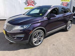 2015 Lincoln MKC AWD, Leather, Panoramic Sunroof, AWD