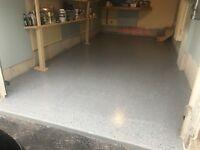 Epoxy garage floors oakville Burlington!!!