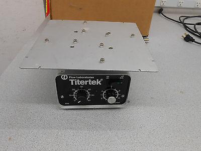 1 Flow Laboratories Dsg Titertek 4 Microplate Shaker