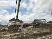 Alpha Concrete pumping