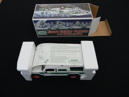 New 2004 Hess 40th Anniversary Truck : Sport Utility Vehicle & Motorcycles