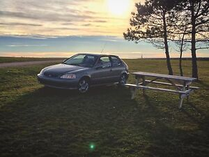 2000 Honda Civic Hatch