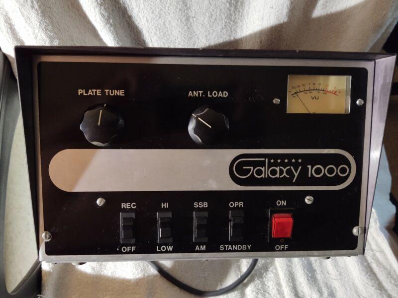 Galaxy 1000 Amplifer
