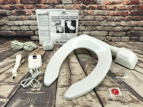 Le Veale Auto Seat Automatic Lifting Toilet Seat with Sensor
