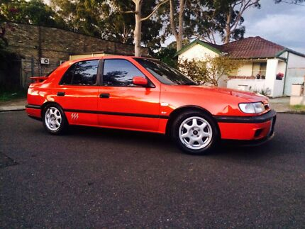 1994 Nissan Pulsar N14 SSS S2 Japspec Turbo Canterbury Canterbury Area Preview