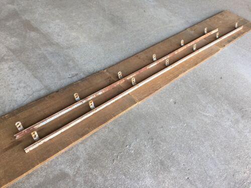 """antique barn door roller track [ 172"""" ]. antique barn door track"""