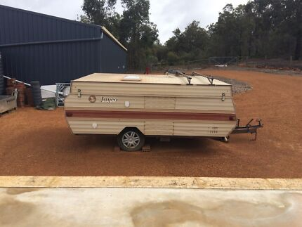 Jayco Dove camper trailer Bedfordale Armadale Area Preview