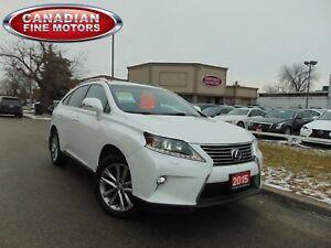 2015 Lexus RX 350 SPORT DESIGN|AWD|CAM|ONE OWNER|DUAL DVD|