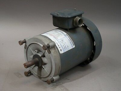 Used Ge 5k36pn253a Electric Motor 34hp 1725rpm