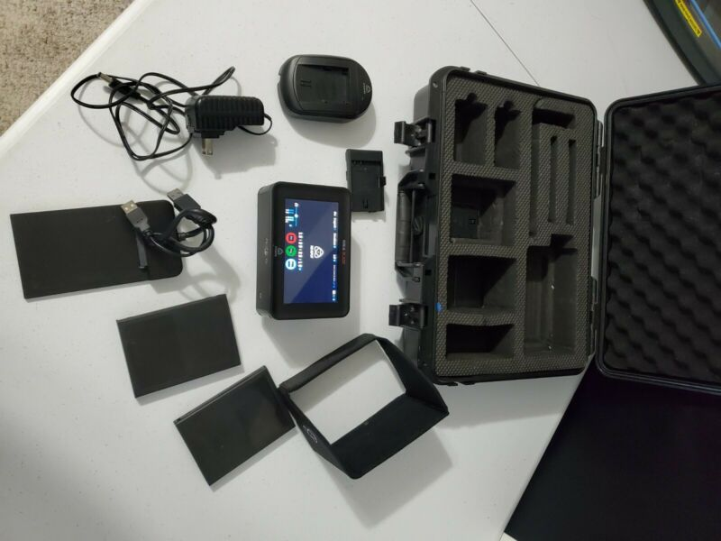 "ATOMOS Ninja Blade 2, 5"" HDMI On-Camera Monitor Recorder + Extras"