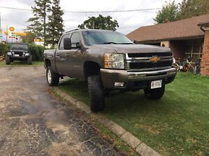 2007 chev lifted
