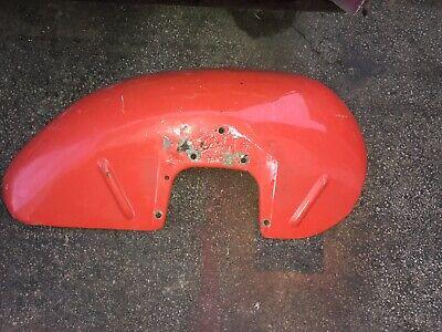 Allis Chalmers Wd Left Side Tractor Fender