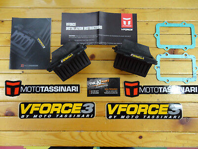 V-FORCE 3R REEDS SKI DOO 800, 850 ETEC V3122R-873K-2  MOTOTASSINARI