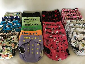 HIP HUGGERS - Washable Cloth Diapers