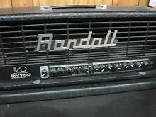 Randall RH150 G3 150 watt guitar amp. With quad box. Miranda Sutherland Area Preview