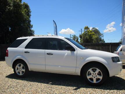 FORD TERRITORY - ALLOYS/CRUISE/5 SEATS/RWD/184,000 KLMS $6999