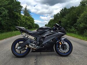 2013 Yamaha R6 need gone this week!