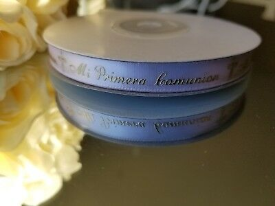 First Communion Ribbon (3/8
