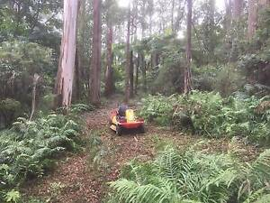 Treetops mowing and slashing Gembrook Cardinia Area Preview